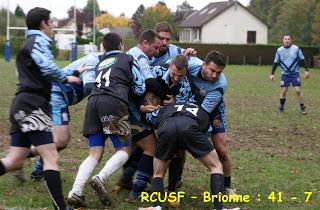RCUSF - Brionne