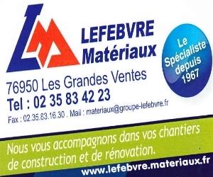 LEFEBVRE MATERIAUX FORMAT 300250