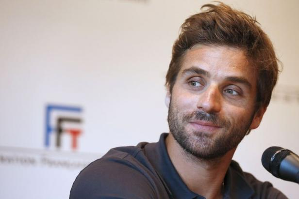 Coupe davis france istrael braysports - Arnaud clement coupe davis ...