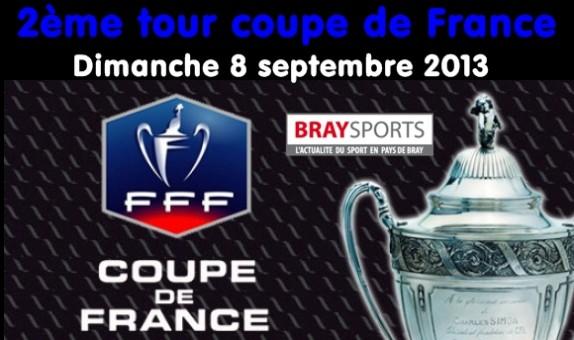 Tirage 2 me tour coupe de france braysports - Coupe de france en direct france 2 ...