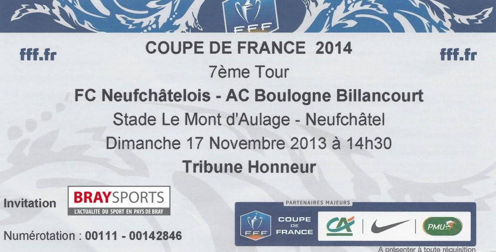 7 me tour coupe de france braysports - Resultat coupe de france 7eme tour ...