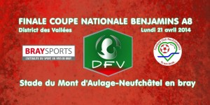 finale coupe nationale benjamins a8 braysports