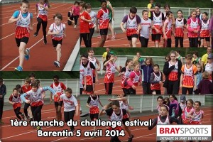 1ere etape challenge estival barentin braysports