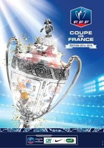 affiche coupe de france 2014 2015 braysports