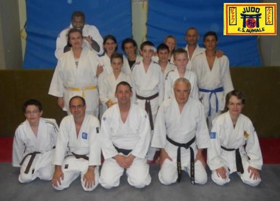 es aumale judo