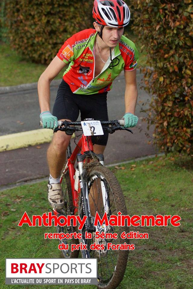 anthony mainemare braysports