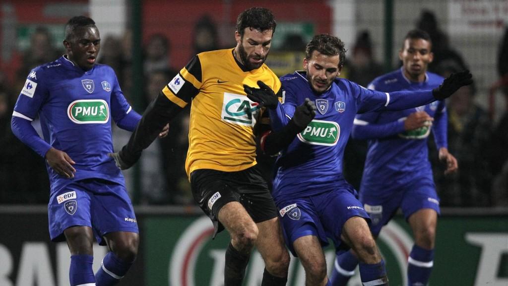 Coupe de france braysports - Tirage coupe de france de football 2015 ...