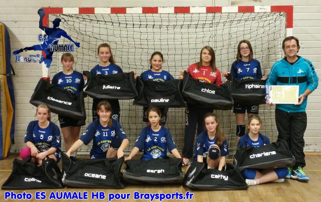 ES AUMALE HB BRAYSPORTS.FR