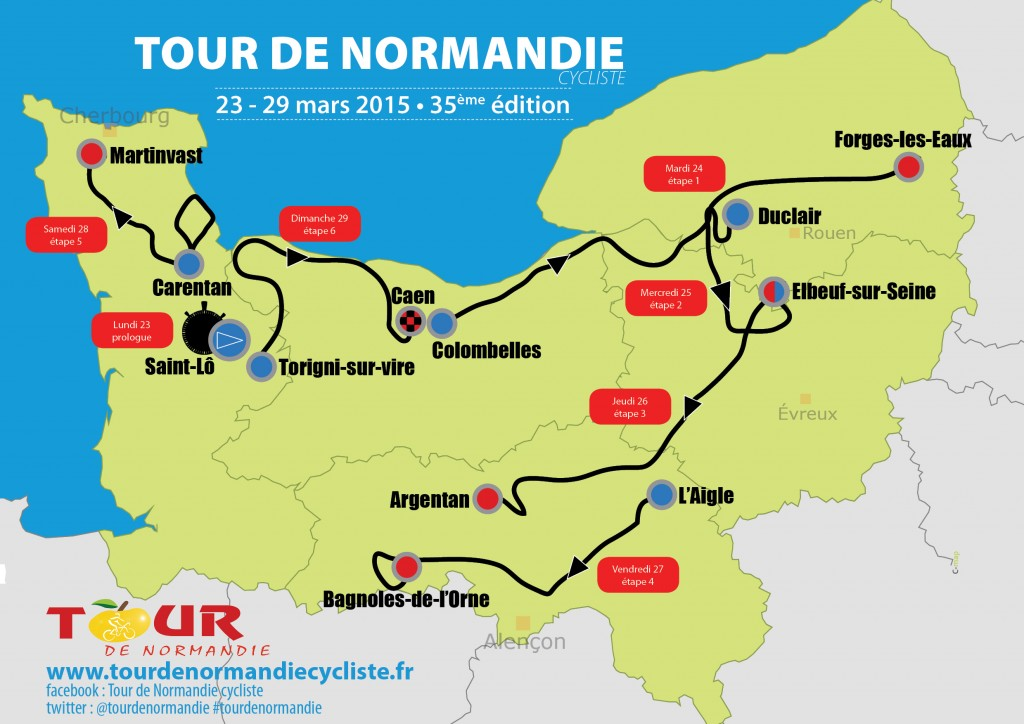 carte-Parcours-tour-de-normandie-2015