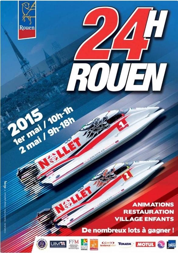 24h00 rouen