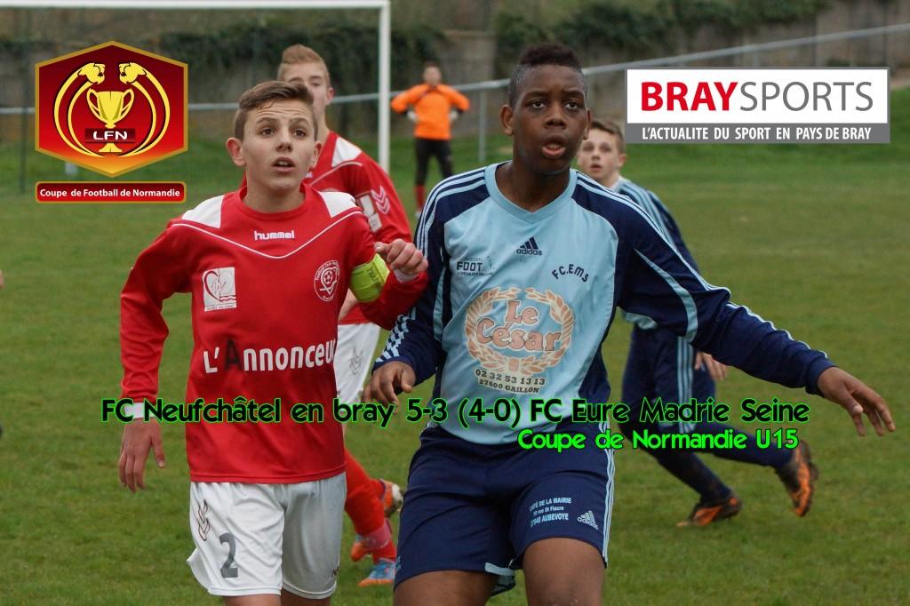 FC NEUFCHATEL-FC EURE MADRIE SEINE   BraySports e2052a984d08