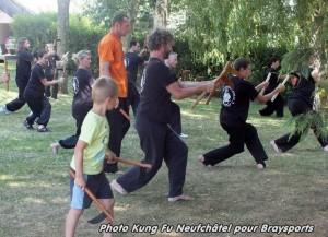kung fu braysports