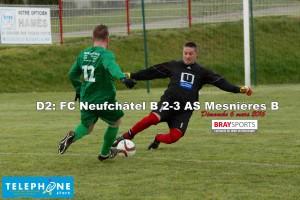 FCN B ASM B 6 mars 2016 - 1
