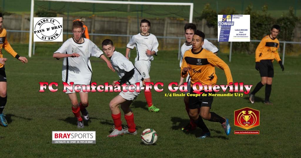 FCN FC GQ U17 27 mars 2016 - 1