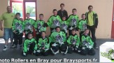 Equipe des mini Bray Warriors