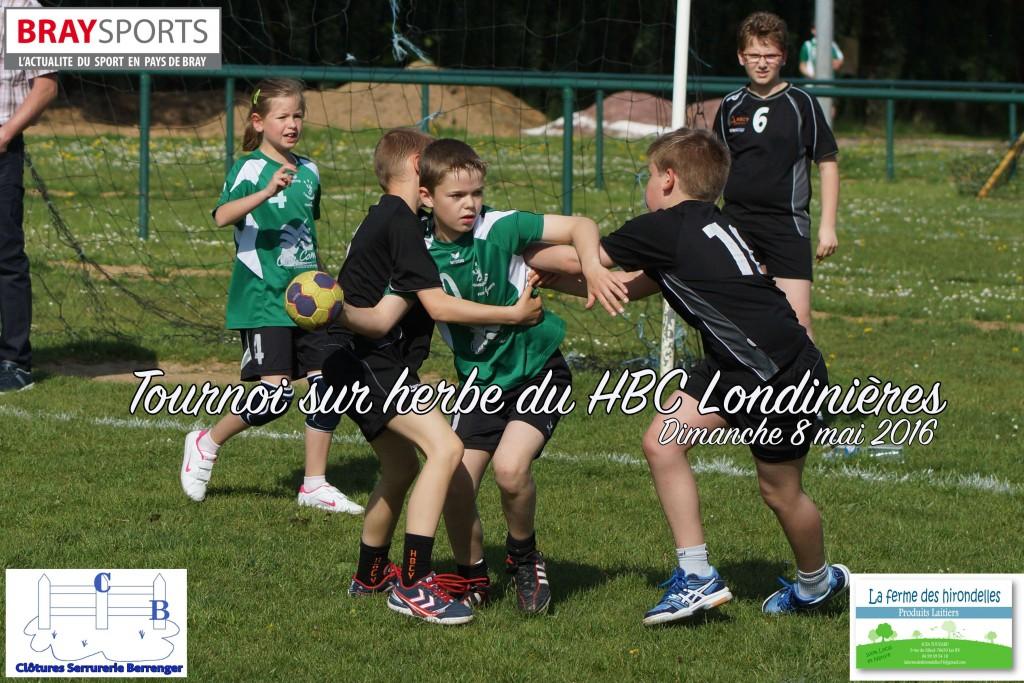 Tournoi sur herbe du HBC Londinières8 mai 2016 - 1