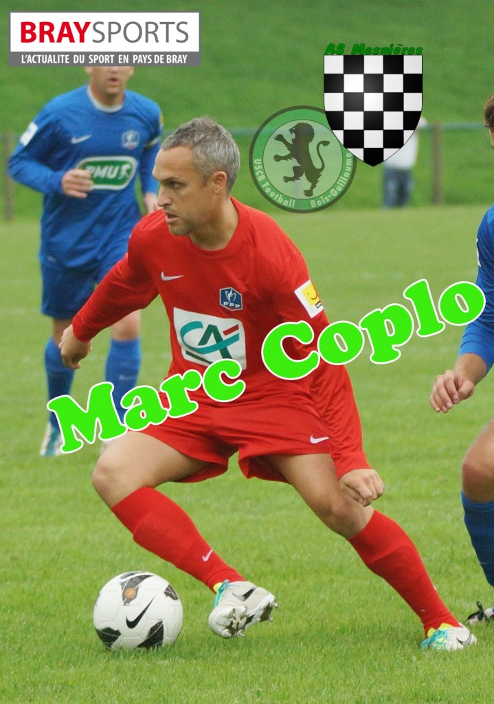 Marc coplo AS Mesnières en Bray