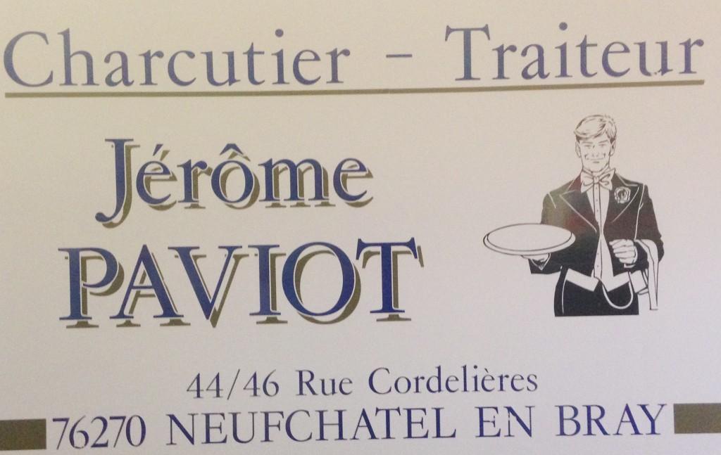 Paviot Jérome Traiteur