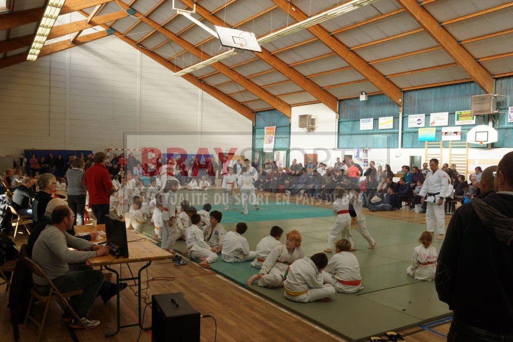 TOURNOI Judo TICTAC Série N°1 Aumale 6 novembre 2016