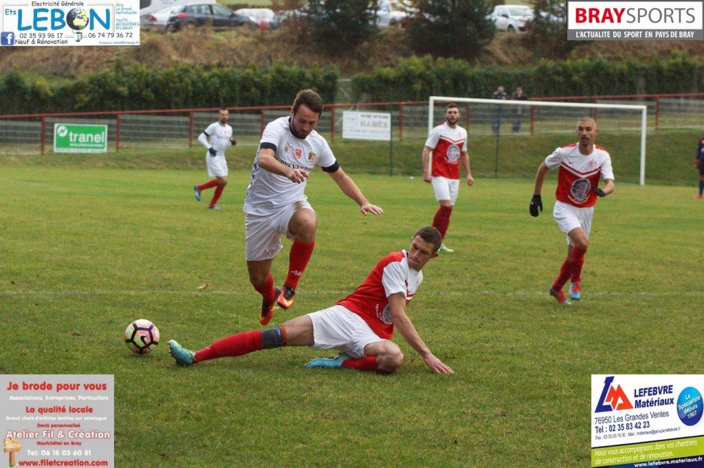 FCN-FCR COUPE NDIE 5ème tour 13 NOV 2016
