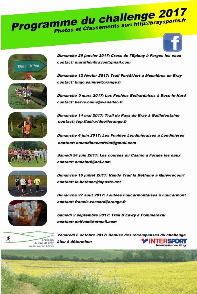Trail de la Béthune Quièvrecourt 17 juillet 2016
