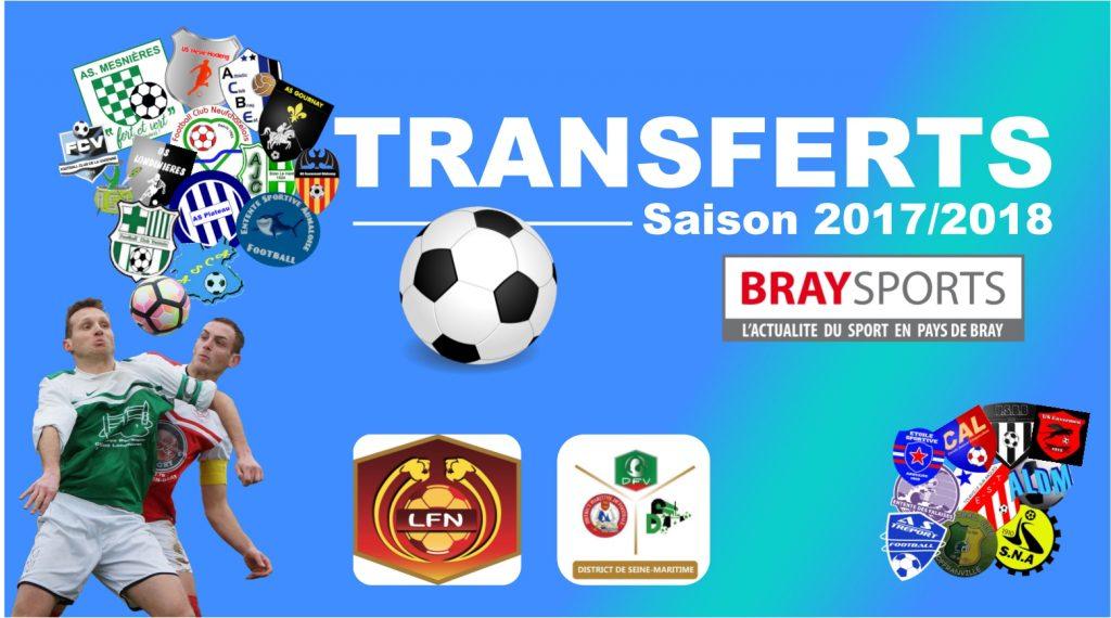 TRANSFERTS 2017 2018   BraySports 30a715755e30