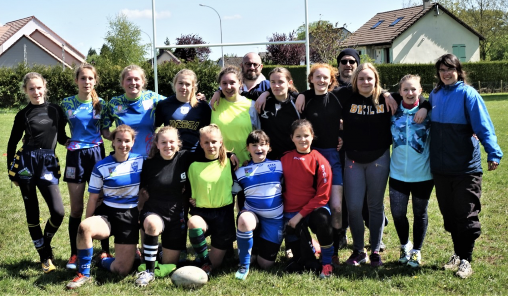 STAGE RUGBY FEMININ