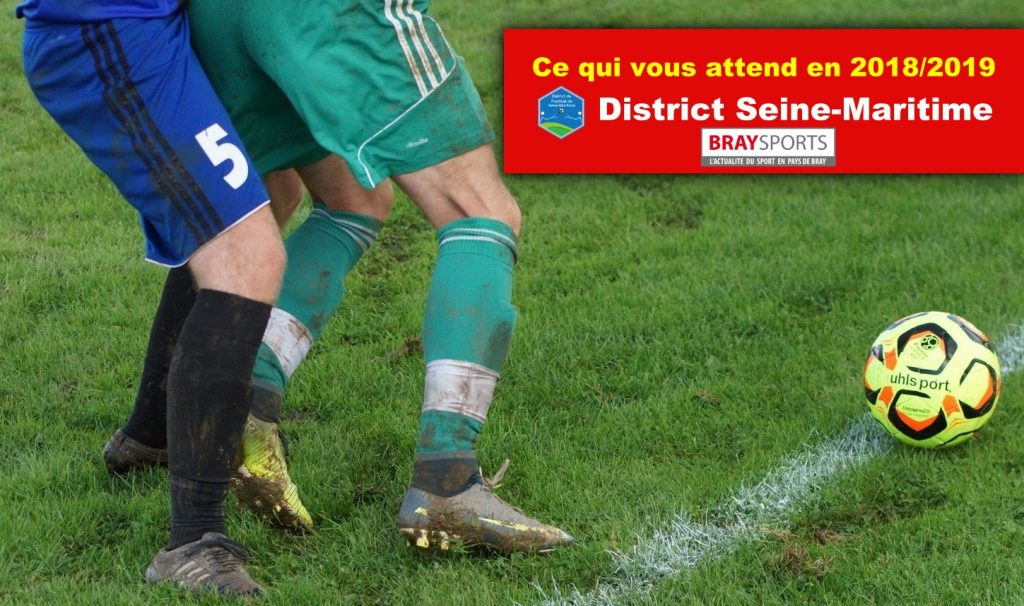 District football normandie fluvial