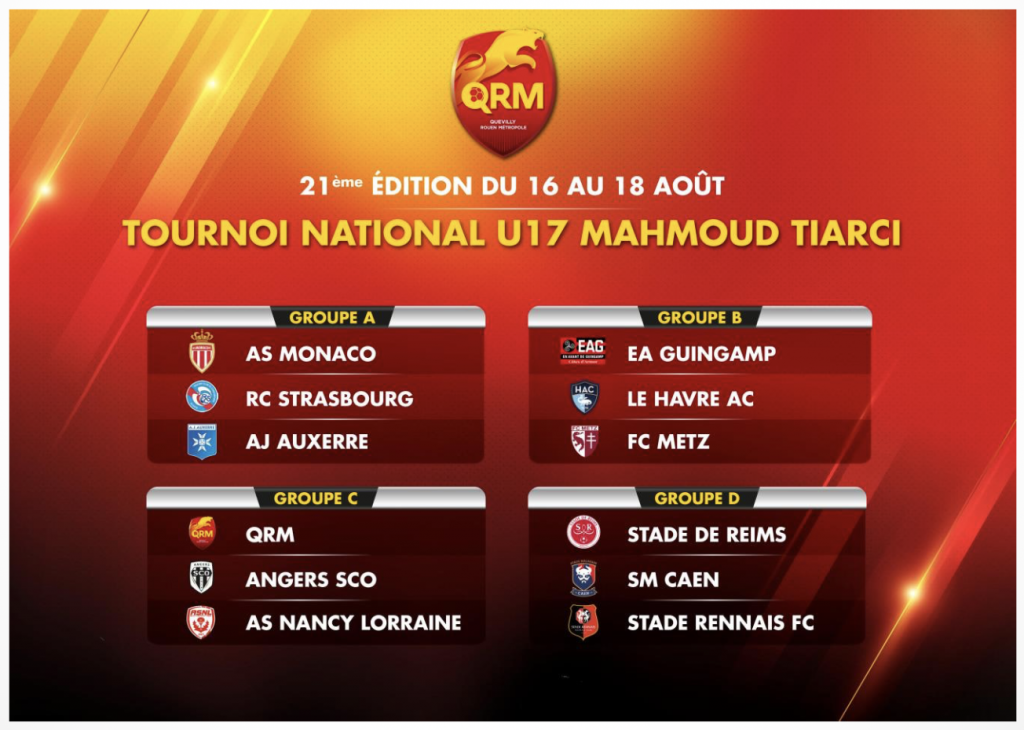 TOURNOI NATIONAL U17