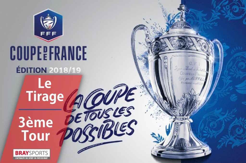 Tirage coupe france braysports - Tirage coupe de france 3eme tour ...