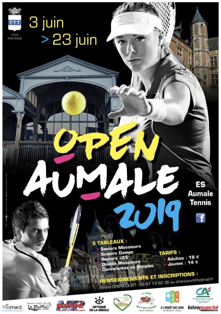 OPEN AUMALE 2019