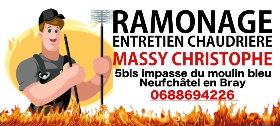 Christophe MASSY ramonage